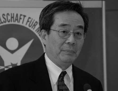 Nachruf Harry Wu