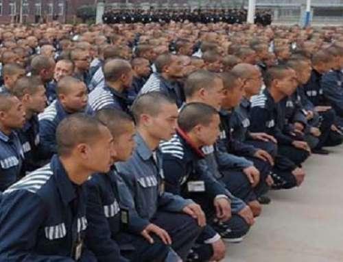 China: Lager abschaffen!