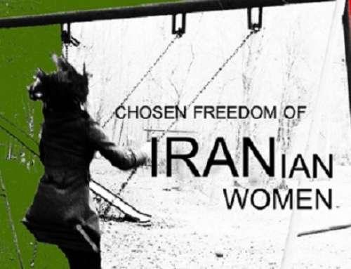 Iranische Ehemänner geben ihren Frauen ihre Rechte zurück