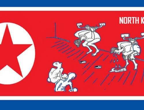 Folter in nordkoreanischen Zwangsarbeitslagern
