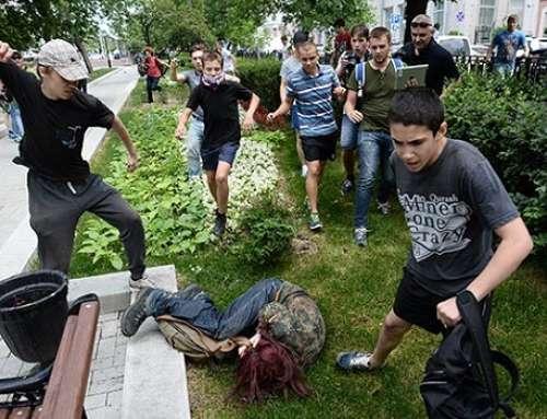 Russland: LGBT+-Rechte sind Menschenrechte!