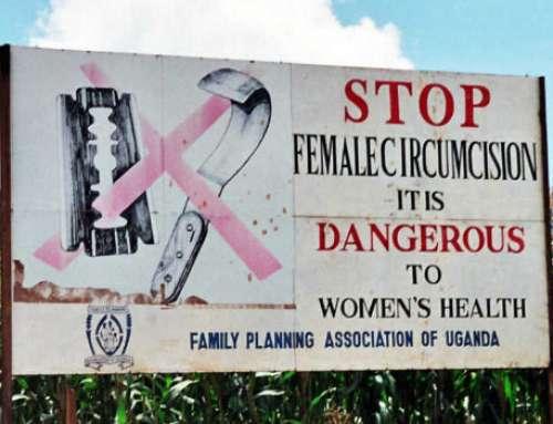 Genitalverstümmelung auch in Deutschland