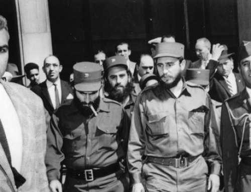 Nachruf für Fidel Castro