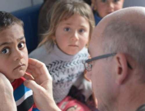 Türkischer Luftschlag terrorisiert jesidisch-kurdische Zivilisten