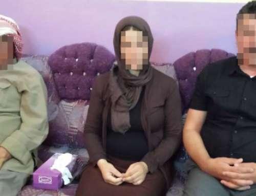 Geflohen aus den Händen des IS