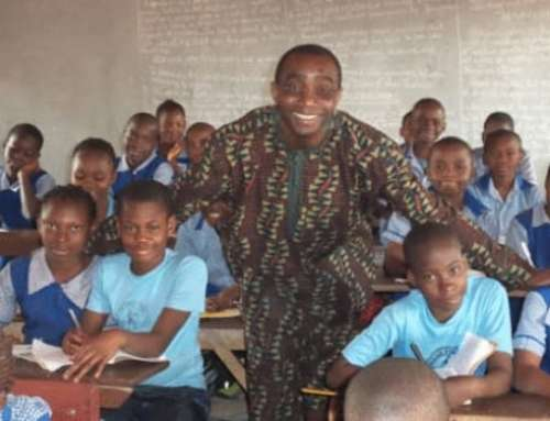 Schülerpatenschaft für Mädchen in Nigeria