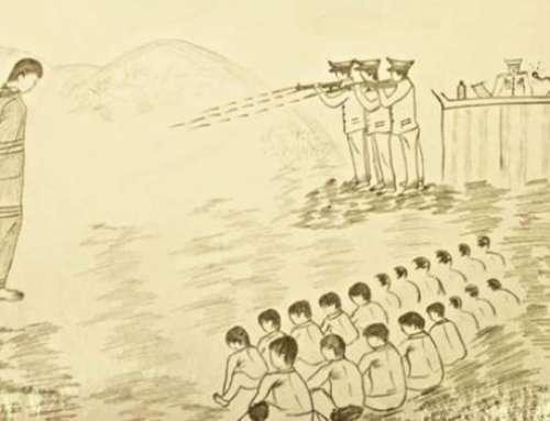Öffentliche Massenhinrichtungen in Nordkorea