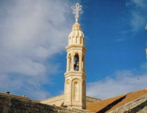 Das Kloster Mor Gabriel – Symbol der bedrohten Christen in der Türkei