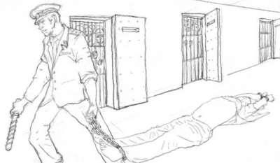 Folter in der Volksrepublik China
