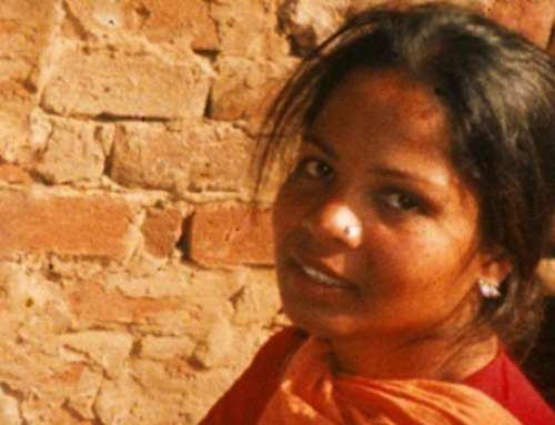 Asia Bibi ist frei und konnte Pakistan verlassen!