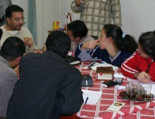 Apostasie – ein Kapitalverbrechen im Iran