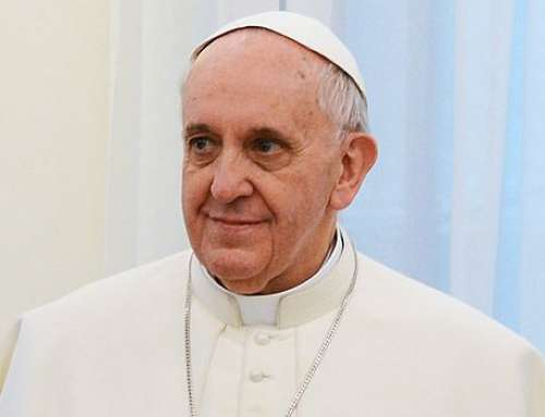 Papst soll sich für Menschenrechte und Freiheit einsetzen