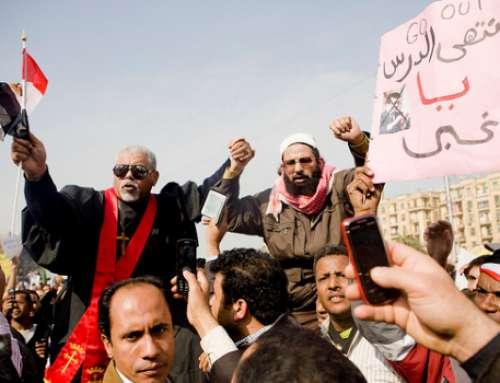 Michael Leh: Christenverfolgung in Ägypten