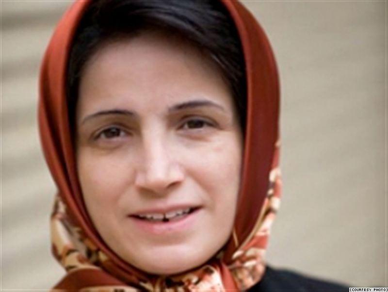 Menschenrechtlerin Nasrin Sotoudeh