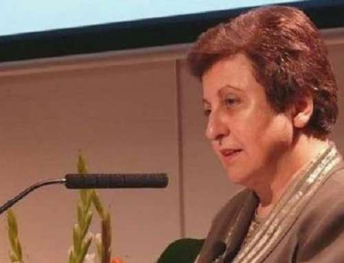 Interview mit Dr. Shirin Ebadi über Menschenrechte im Iran