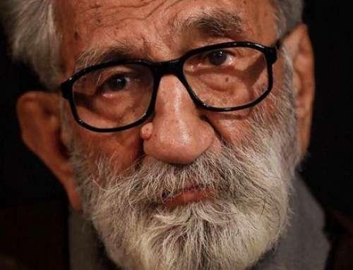 Sufi Oberhaupt: Dr. Hadsch Nour Ali Tabandeh