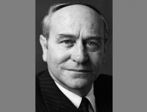 Nachruf auf Dr. Günter Wetzel
