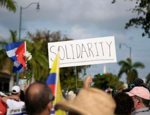 Kuba: Solidarität mit den Damen in Weiß