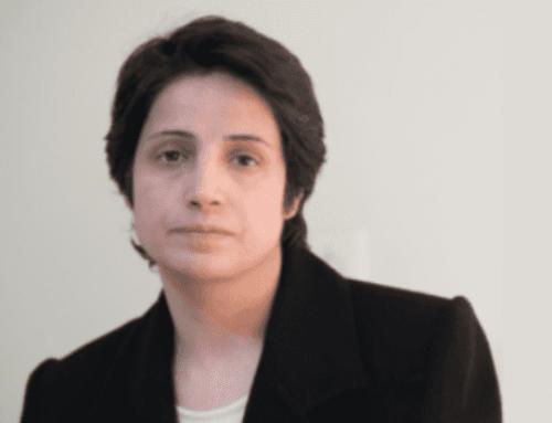 Menschenrechtlerin: Nasrin Sotoudeh