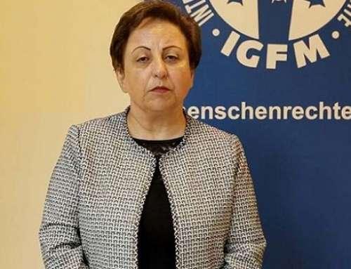 Interview mit Dr. Shirin Ebadi zu Frauenrechten