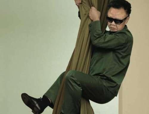 Anzeigenmotive zu Menschenrechten in Nordkorea