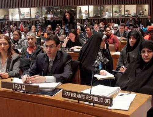 Iran als Hüter der Frauenrechte?
