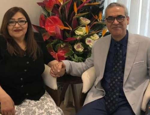 Iran: Der Bahai-Leiter Afif Naemi ist frei!