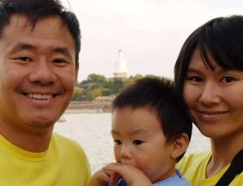 Amerikanischer Student: Xiyue Wang