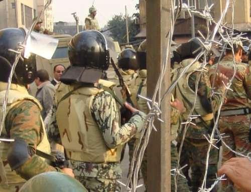 Menschenrechtssituation in Ägypten