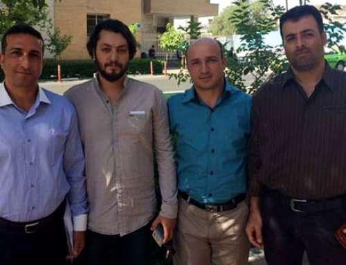 Iranische Gemeindeleiter