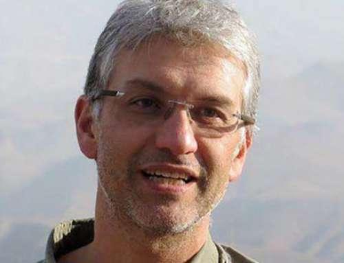 Umweltschützer: Houman Jokar