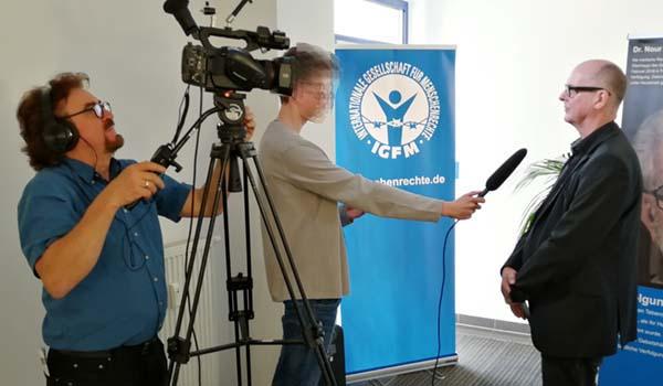 Pressegespräch der IGFM und der Evangelischen Allianz