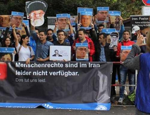 Einladung: Mahnwache für Religionsfreiheit im Iran