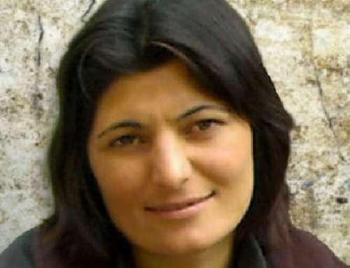 Frauenrechtlerin: Zeynab Jalalian