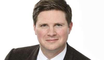Dr. Florian Toncar, FDP, übernimmt politische Patenschaft