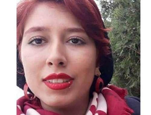 Bürgerrechtsaktivistin: Saba Kord Afshari