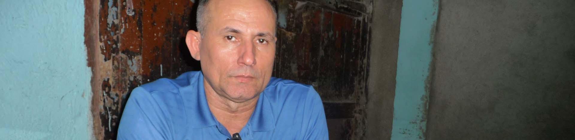 Kubas Oppositionsführer Daniel Ferrer im Hungerstreik