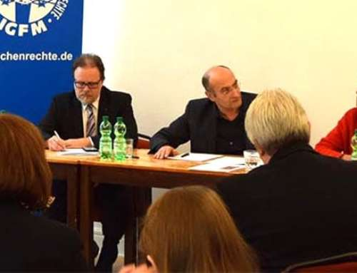 Iran-Symposium der IGFM in Berlin, November 2019