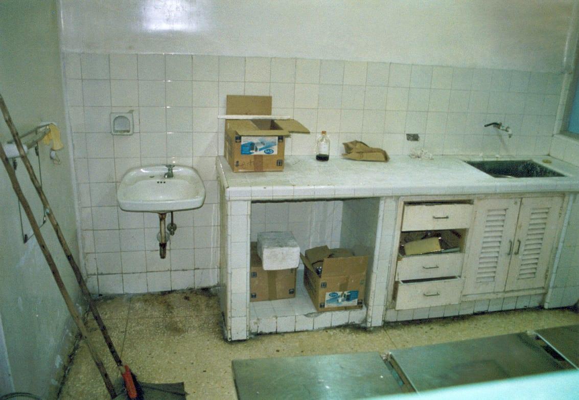 Blick in ein Krankenhaus auf Kuba. Das Gesundheitssystem Kubas macht Menschen krank anstatt gesund.