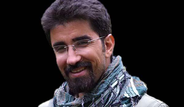 Umweltaktivist Taher Ghadirian