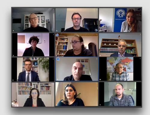 Digitales IGFM-Symposium zur Menschenrechtslage im Iran