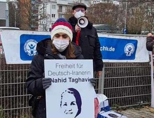 Mahnwache und Kundgebung zum Tag der Menschenrechte