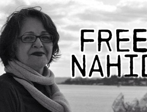 Nahid Taghavi: Über 100 Tage im Gefängnis