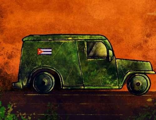 Patrulla Horno: Folterpraktik in Kuba