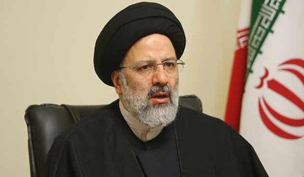 Ebrahim Raisi, designierter neuer Präsident des Irans und islamischer Hardliner
