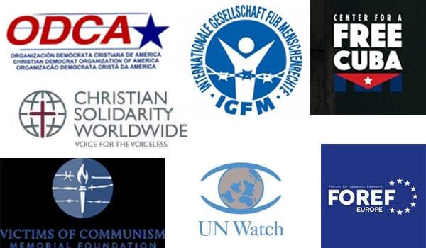 Appell der Menschenrechtsorganisationen