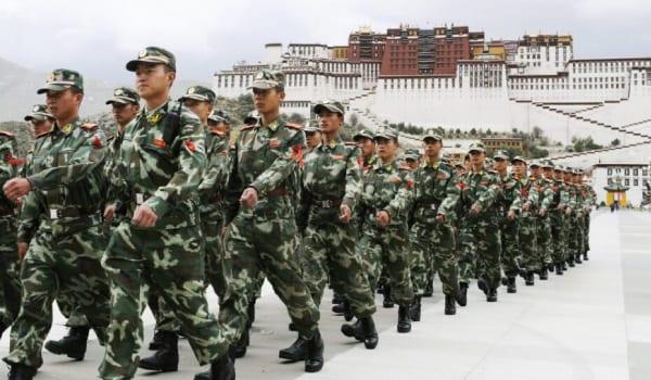 China_Tibet_Armee_Soldaten